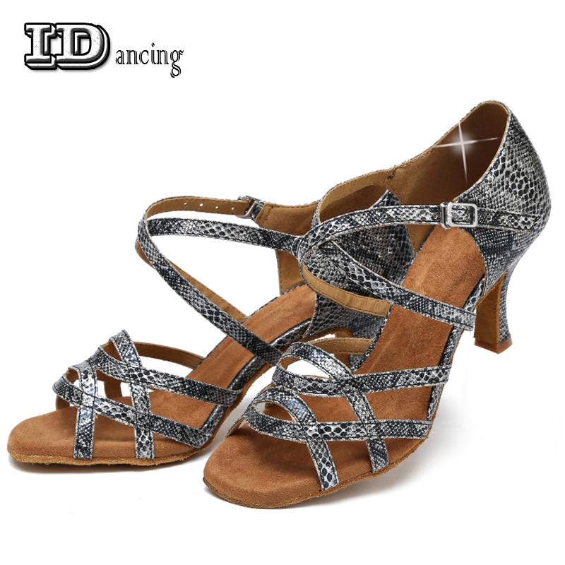 Women Dance Shoes Ballroom Women Latin Salsa Dance Shoes Tango Lady Salsa  Shoes Latin Ballroom Shoes 595d469635e2