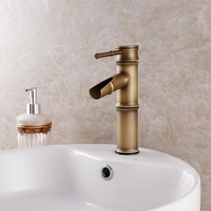 Lavabos lavabos de marmol de oro de lujo lavabo sobre - Grifos para lavabos sobre encimera ...