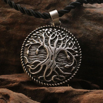 20pcs Autism world tree necklace Viking Norge Tree Of Life Pendant - Dragon Soul Jewelry Personalized jewelry, birthday gift