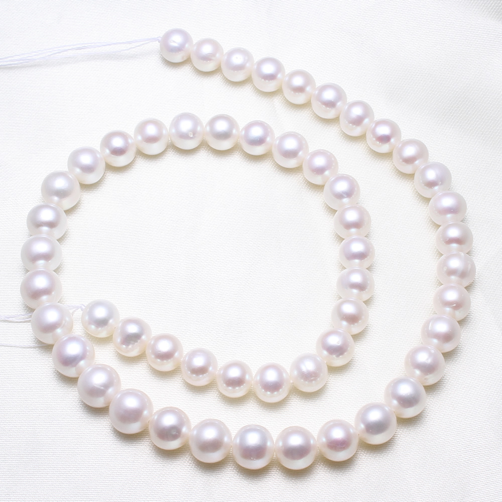 Potato Cultured Freshwater Pearl Beads,creative jewelry, natural, white, 8-9mm Sold Per Approx 15.5 Inch StrandPotato Cultured Freshwater Pearl Beads,creative jewelry, natural, white, 8-9mm Sold Per Approx 15.5 Inch Strand