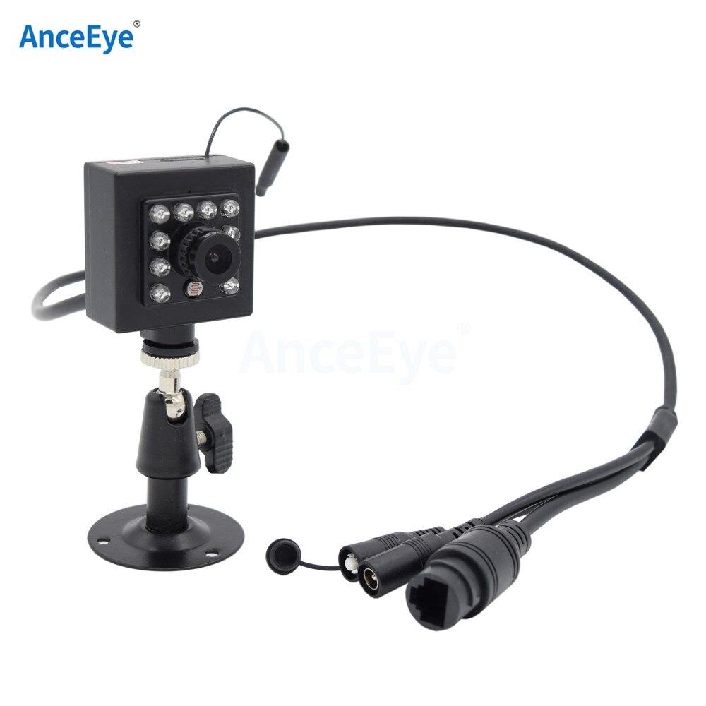 AnceEye Wifi 1080P 960P 720P IR CUT Audio Camhi Mini Tf Camera Security Onvif P2P,Bird Cage Camera Pet Camera,10pcs 940nm Led