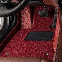 Автомобильные коврики для Kia Оптима K5 5D полное покрытие ноги нескользящий чехол Сверхмощный автомобиль Стайлинг ковер, дорожки, вкладыши (