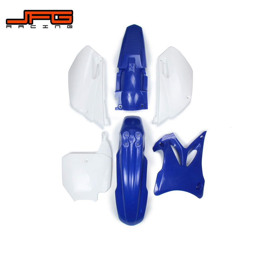 Plastic Kit Fender Farings For YZ85 YZ 85 2002-2014 Pit Dirt Bike Off Road Motorcycle crf50 frame battery box dirt pit bike case holder off road motorcycle apollo 110 chinese motocross