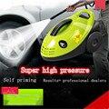DHL 3-7 Dias! automatizado máquina de lavar doméstica de alta pressão máquina de lavar carro portátil do carro mais limpo bomba de lavagem de carro pistola de água de lavagem