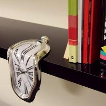 Melting clock Art Home Decoration