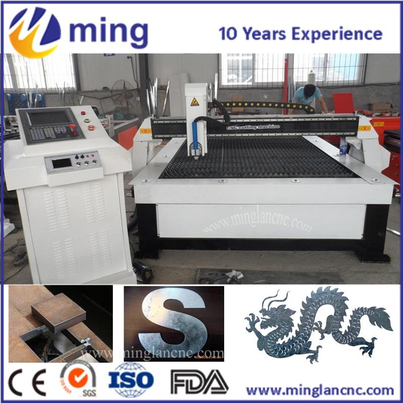 1300*2500 мм Китай 1325 дешевые машины плазменной резки с высокими технологиями и хорошая производительность новый продукт, гарантия качества