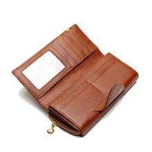 Genuine Leather Womens' Purse