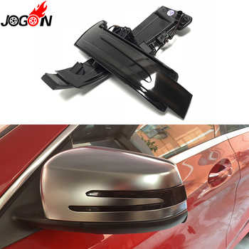 Smoked For Benz A B C E S CLA GLA CLS Class W176 W246 W204 W212 C117 X156 Side Mirror Indicator Dynamic Turn Signal LED Light - DISCOUNT ITEM  10% OFF All Category