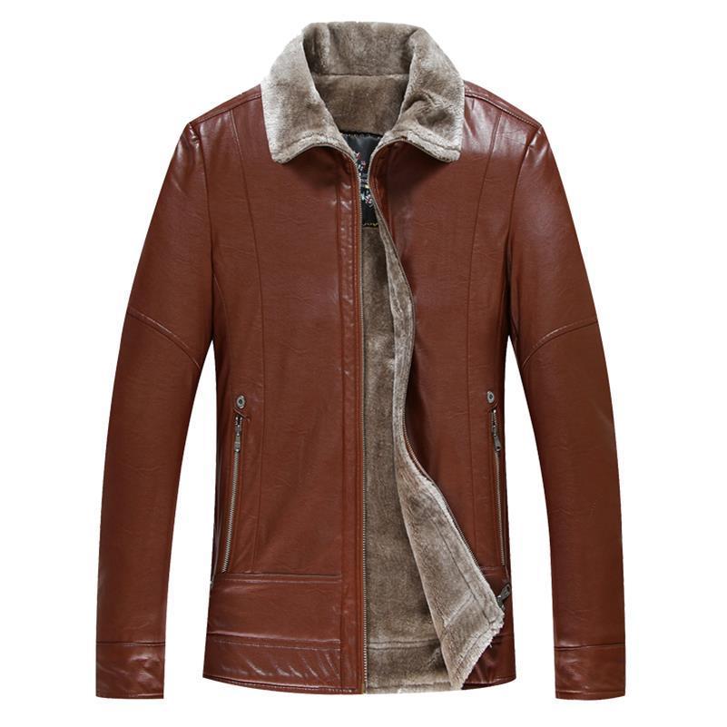 Coat 2 Jacket Collar Rex Parka Mink Genuine Brand Mens Rabbit 8xl Leather Winter With 4 1 Size Plus 3 6xl Clothing 10xl Sheepskin Fur 5x qLBozOo