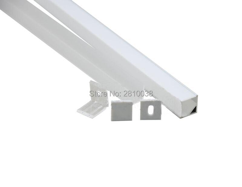 Luzes Led Bar de alumínio levou para as Product Size : 16 * 22mm