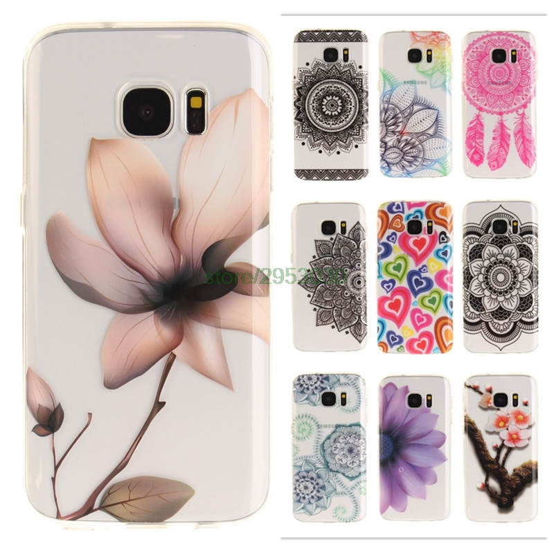 TPU Case for Samsung Galaxy S7 S 7 7S GalaxyS7 G930 G930F G930FD G930U SM-G930f SM-G930fd Cases Phone Bags Back Cover Coque