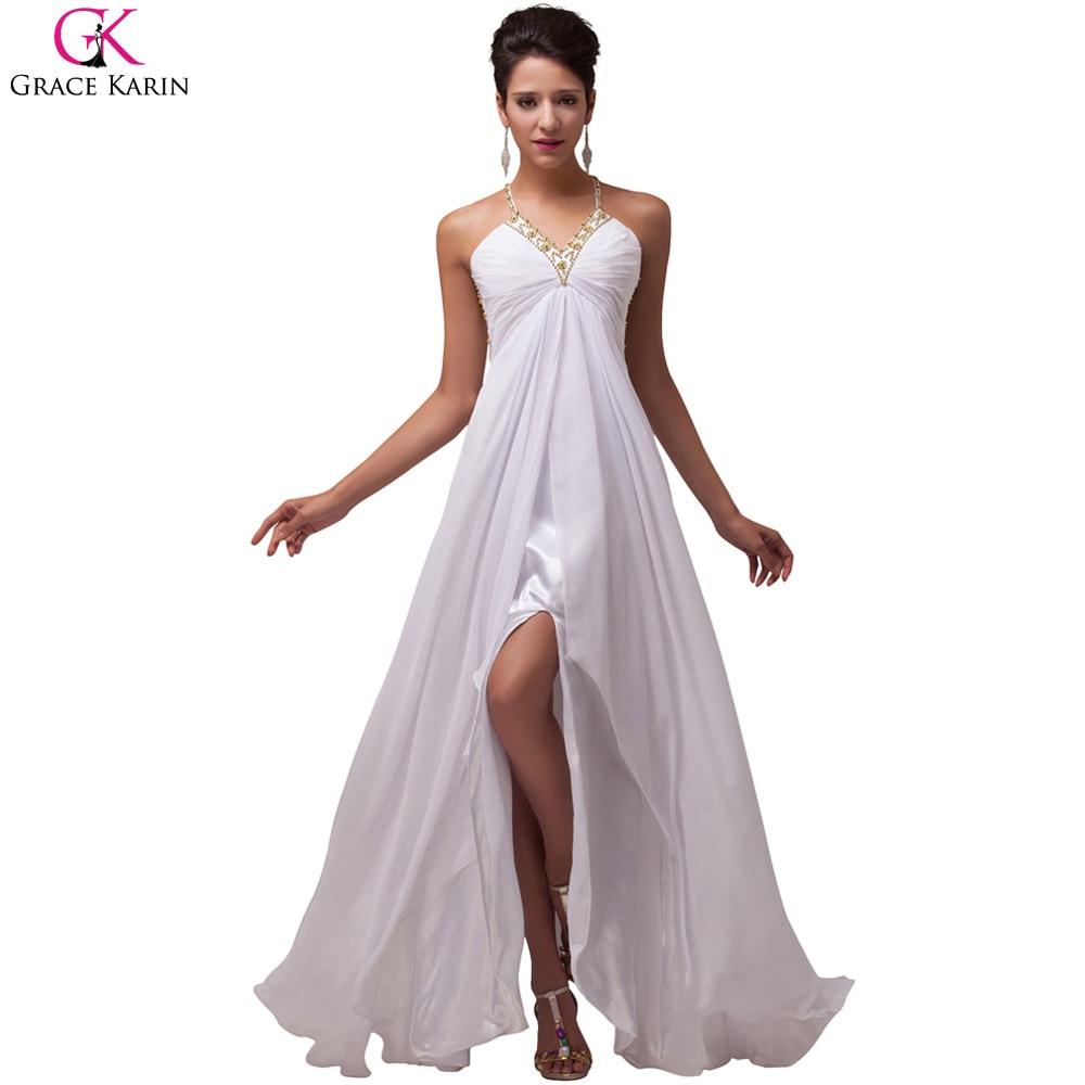 Online Get Cheap Long White Evening Gown -Aliexpress.com   Alibaba ...