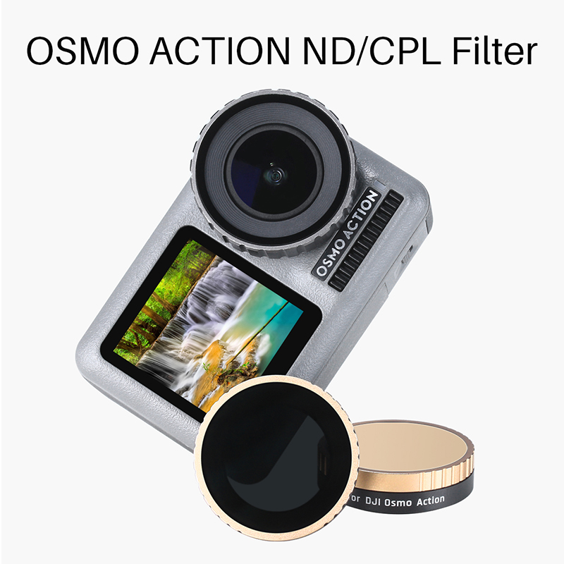 for DJI Gopro Action Camera HD Camera ND16 Lens Filter for DJI OSMO Pocket