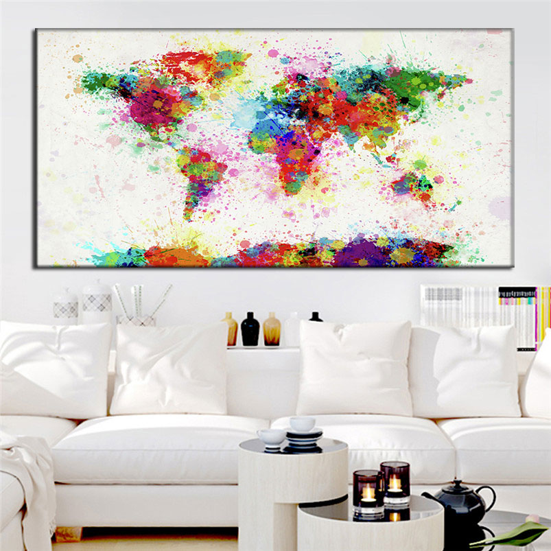 The beatles poster pop star Canvas Painting Wall Art Picture Canvas Prints Modern Wall Pictures for Living Room No Frame in Painting Calligraphy from Home Garden