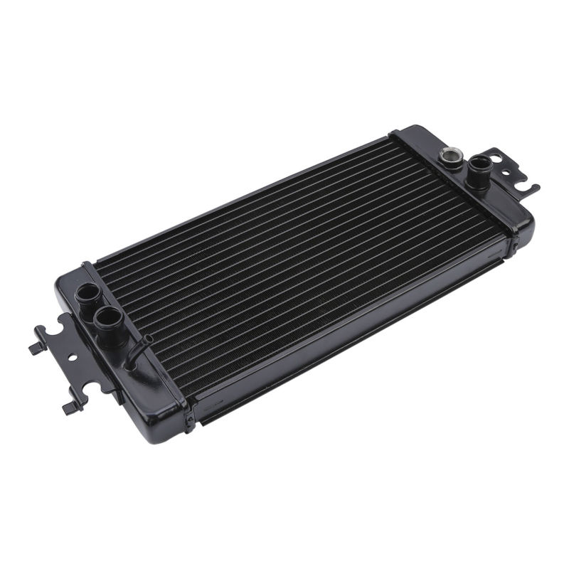 Black Aluminum Engine Cooling Radiator For Suzuki Boulevard M50B VZ800 VZ 800 05 2009 Free Shipping