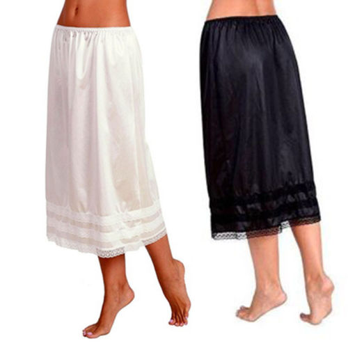 Fashion Women Lady Skirts Stretch High Waist Skater Flared Pleated Swing Long Skirt Loose Casual Summer Clothing
