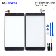 купить Original Touch Screen For Elephone C1 Max Touch Panel Glass Replacement For Elephone C1 Max Touch Panel Free Tools по цене 560.97 рублей