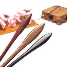 Tradición Chino tallados A Mano palillo Del Pelo hairstick con fragancia natural Hecho A Mano de la joyería de Las Mujeres de la vendimia China del Regalo del palillo