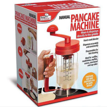 Ручной Блинный кекс смеситель для теста Диспенсер Блендер Машина Speratator измерительная чашка для выпечки инструмент