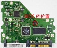 HDD PCB logic board BF41 00303A TRINITY ROO REV .06 3.5 inch SATA hard drive repair data recovery