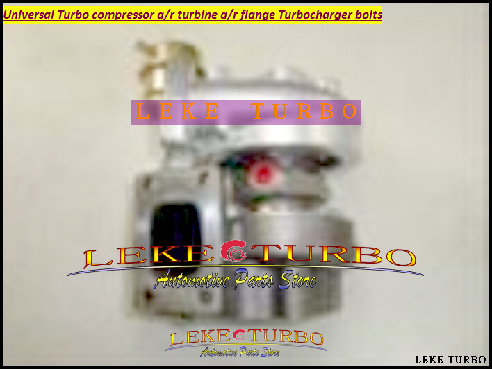 Universal Turbo GT2871 Journal bearing Turbocharger Compressor AR 0.60 Turbine AR 0.64 5-bolt T25 flange Internal Wastegate kinugawa turbine outlet steel flange 5 bolt f rd falcon xr6 g rr tt gt3540 turbo 412 03002 006