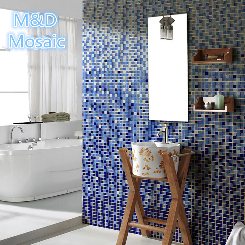 Interesting Mosaique Bleu Salle De Bain Gallery - Best Image Engine ...