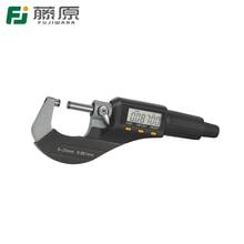 FUJIWARA 0-25 cm Numérique Affichage Micromètre Externe Micromètre 0.001mm Étrier Jauge Outil De Mesure