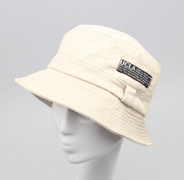 Модные женские туфли с широкими полями человек Фишер пляжные шляпы Панамы для женщин Женская мода Дорожная Кепка шляпа от солнца Кепки - Цвет: beige