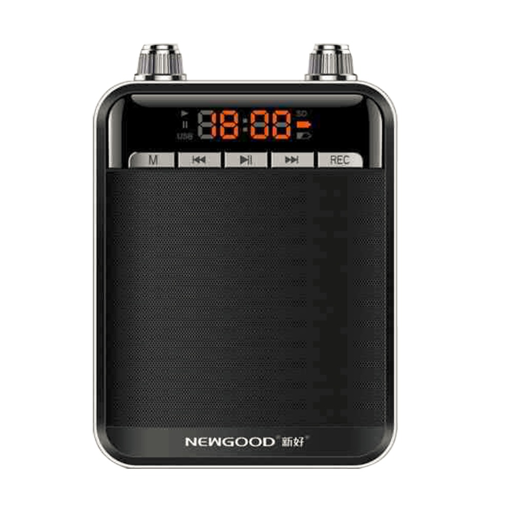 Moveski 570 UHF Mic Version Portable Professional Metal Voice font b Amplifier b font for Teacher