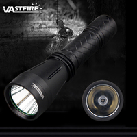 1 mode IR 10W 940nm Infrared Night Vision Hunt Flashlight LED Outdoor Tactical Hunting Flashlight torch for 18650