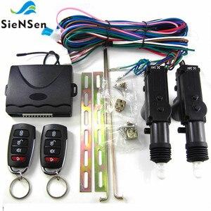 Image 1 - SieNSen 24V Auto Alarm Remote Controls Central Door Locking System Car Security Kit For Truck M615 8101