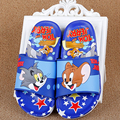 Amapo Kids Summer Shoes Tom Jerry Sandals Cartoon Chinela Babouche Cute Boys Girls 4 Color Slipper High Quality Weight 200-300g