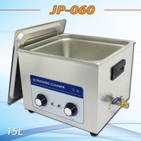 New Ultrasonic cleaning machine JP 060 computer motherboard hardware pieces 15L 360W Ultrasonic Cleaner