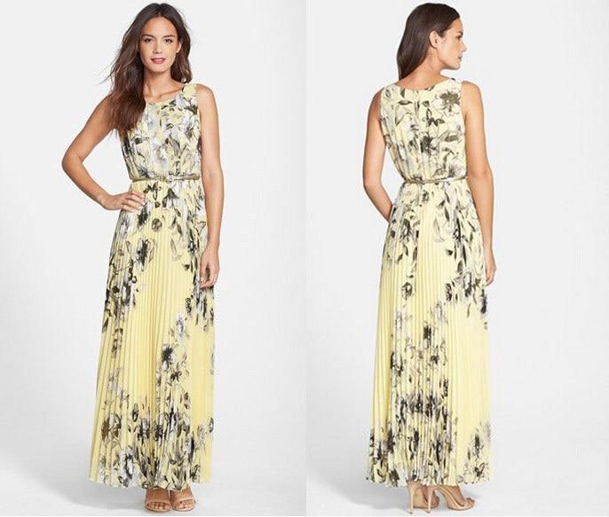 Vestidos vintage mujer largos