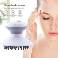 Massage Relaxation Electric Head Scalp Pressure Points Mini Massager Electric Scalp Massage