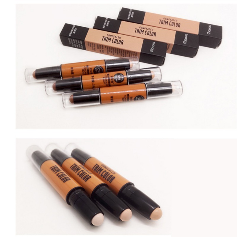 Highlighter Foundation Stick Bronzer Contour Makeup Pen  Face Cream Highlight Pencil Make Up