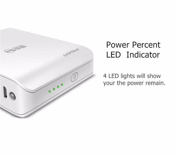 PISEN Li-ion Power Bank 10000 mAh (16)