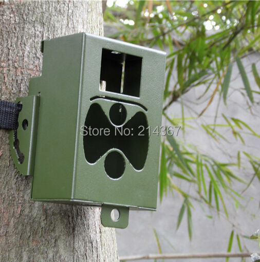Suntek HC300A Series Hunting Game Cameras Security Iron Box Free Shippping image