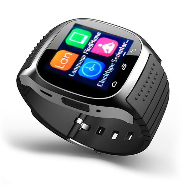 smartwatch m26 bluetooth alitmeter android t30