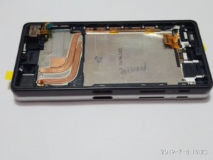 Image 2 - For Sony Xperia X Performance F5121 F5122 F8131 F8132 XP Touch Screen Digitizer Sensor+LCD Display Monitor Module Assembly Frame