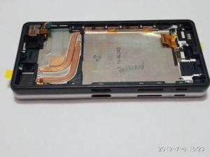Image 2 - Pour Sony Xperia X Performance F5121 F5122 F8131 F8132 XP écran tactile capteur numériseur + écran LCD moniteur Module cadre dassemblage