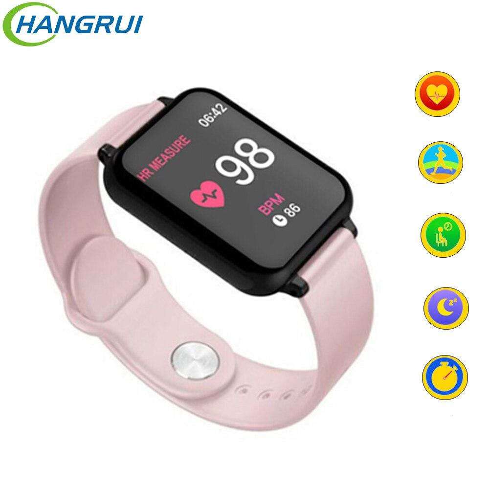 B58 Smart Watch B57 Waterproof IP67 Sport Smartwatch Heart Rate Blood Pressure for Samsung iPhone Smart Phone for Man Women