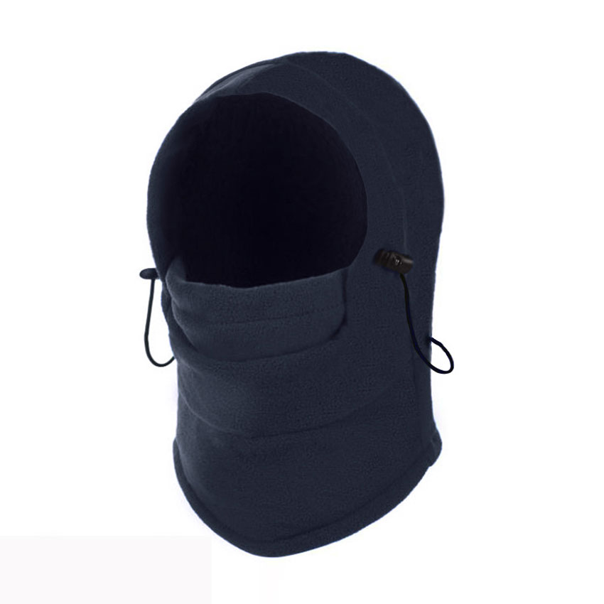 Dwayne Mens Winter Fleece Windproof Cap Women Cycling Cap Face Neck Keep Warm Face Mask Hat Female Balaclava Adult Accessories