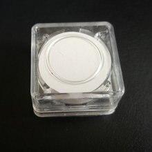 50pcs 100 pièces PTFE hydrophile Dia 13/25/47/50/60/70/90/100/110/150mm taille des pores 0.22, 0.45, 0.8, 1.2,, 2.0um Membrane de Microfiltration