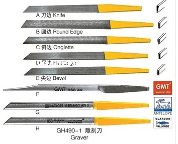 Free Shipping Graver, Jewelry Engraving Knife,jewelry Engraving Tools Jewelry Tools Gold Engraving Knife,graver Mate Graver 8pcs