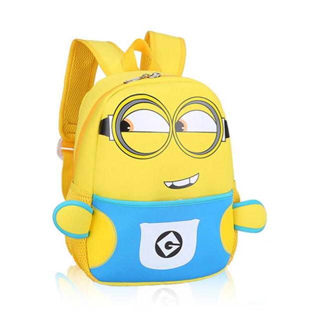 Children school bags waterproof toddler backpack Kids Cartoon child Backpack boy schoolbag mochila school bags for kindergarten