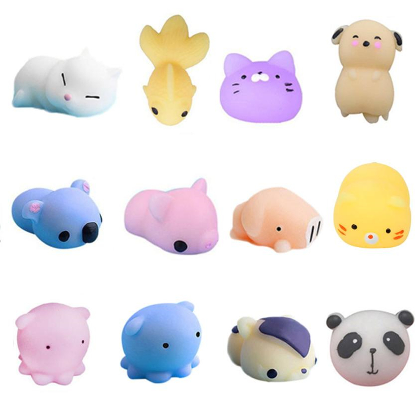 Toys & Hobbies Lovely Antistress Elastic Environmentally Pu Cat Antistress Fancy Squishy Penguin Relieve Stress Rising Squishies Toys Attractive Fashion Novelty & Gag Toys