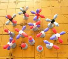 Atomic Orbitals Model Orbital electron cloud model ATOMIC ORBITALS Molecular structure Model kit free shipping