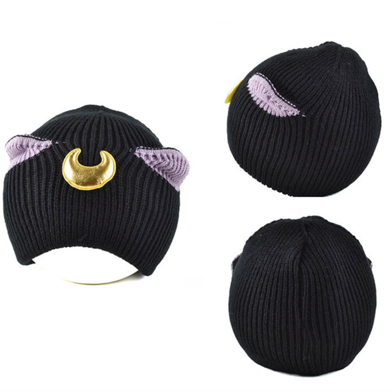 Knitted Warm Cap