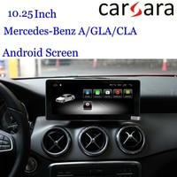 Android GLA CLA навигации для Mercedes Бен z W176 W177 2013 2018 приборной панели радио Дисплей Замена 10,25 планшет навигатор